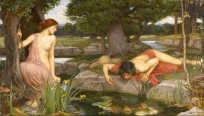 narcissus and his self love