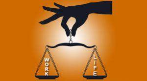 better work/life balance