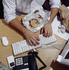 eat while you work