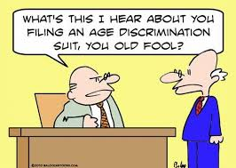 age discrimination is for real
