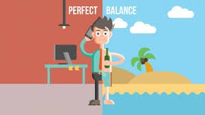 income/way of life balance