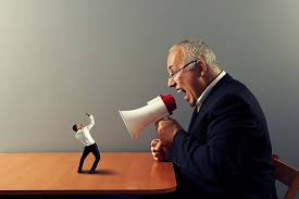 having stress from your boss?