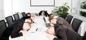 turn boring meetings into a success