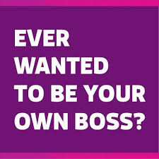 think about becoming your own boss