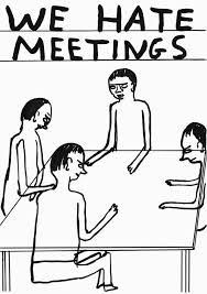 people hate meetings