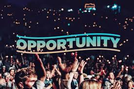 take opportunities