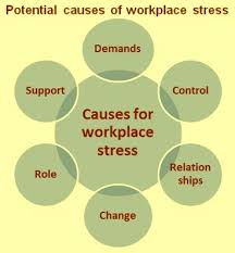 causes of work stress