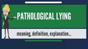 compulsive lying