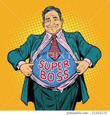 boss is hero