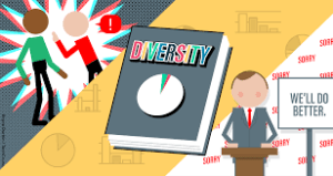 problems with diversity