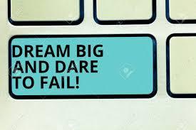 dare make mistakes