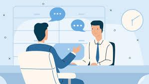 talk to boss