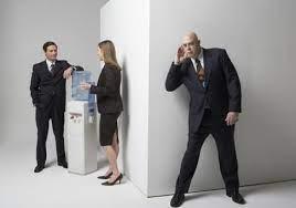 spying on staff