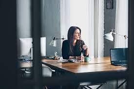 women becoming their own boss